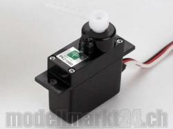 Mini Servo PKZ1060 3W mit Servoarm, kurzes Kabel
