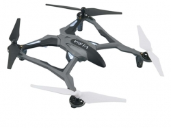 Dromida Vista UAV Quadcopter RTF Weiss, Quadrocopter