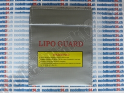 LiPo SafeGuard 18cm x 22cm grau