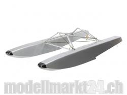 Schwimmerset 1/5 Carbon Cub von Hangar 9