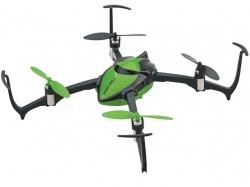 Dromida Verso Inversion Drohne RTF Grün, Quadrocopter