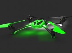 Quadrocopter LaTrax Alias RTF grün