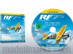 RealFlight 7.5 Upgrad - Flugsimulator