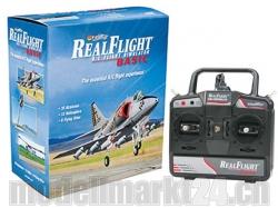 RealFlight Basic inkl. Sender Mode 2 - Flugsimulator