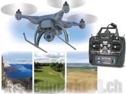 RealFlight Drone R/C Flugsimulator mit InterLink Controler