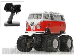 Tamiya Volkswagen T1 Wheelie RTR XB(Expert Built Pro) 2.4G..
