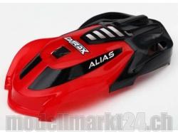 Kabinenhaube rot zu Alias von LaTrax