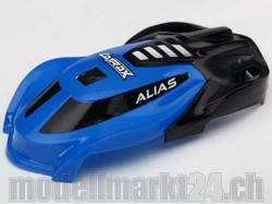 Kabinenhaube blau zu Alias von LaTrax