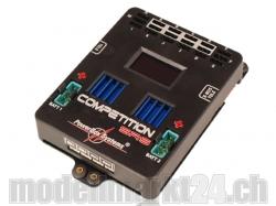 PowerBox Competition inkl. Sensorschalter und Patchkabel