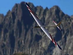Aeroteam Schwing 2.23m Gelb/Rot/Blau Carbon