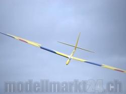 Aeroteam Stormbird 2.0m Rot/Weiss/Schwarz Carbon