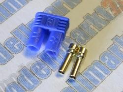8Paare EC-Goldstecker 2.0mm mit Gehäuse