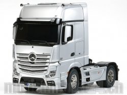 Tamiya Mercedes Benz Actros 1851 GigaSpace RC-Truck 1:14 B..