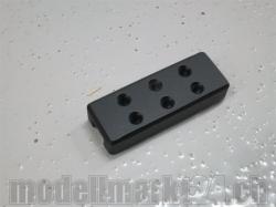 Sockel klein Kunststoff 1:14 Handgefertigt