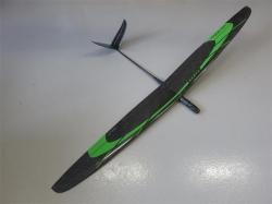 PCM E-TaserII Carbon 4Kl. F5J 2.0m Grün ARF Elektro-Thermi..