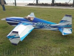 """Skywing Slick 360 73"""" Blau ARF"""