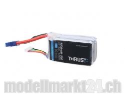 LiPo 1300mAh 14,8V 35C 4S von E-Flite