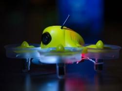 Blade Inductrix FPV BNF FPV-Drohne Quadrocopter
