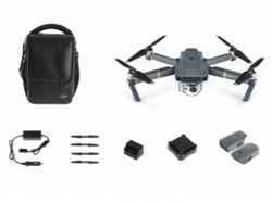 DJI Mavic Pro Fly Combo - Rundum Sorglos Paket