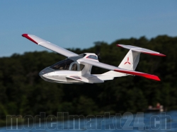 E-Flite Icon A5 PNP Spw.1330mm Amphibienflugzeug