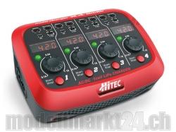 HiTEC X4 Micro 1Zellen AC/DC Multicharger Ladegerät