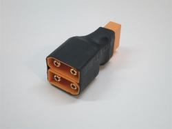 Adapter 2x XT90 Seriell geschaltet 1Stk.