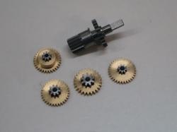 Ersatzgetriebe zu Servo KST X08/X08H/X08N/MS08/MS08N/MS08N