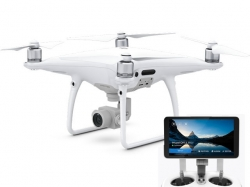 DJI Phantom 4 Pro+ mit Display, 4K-Kamera und Obstacle avo..