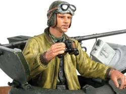 """Figur """"U.S. Commander"""" 1/16 Figuren von Torro"""