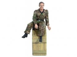 """Figur """"Funker"""" der Tiger Besatzung 1/16 Figuren von Torro"""