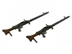 Handbemaltes MG 1/16 2Stk. von Torro