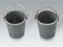 Metalleimer 1/16 2Stk. von Torro