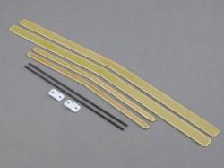 Steckungen Tragflächen und Leitwerk Radian XL von E-Flite