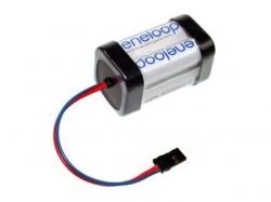 Eneloop Akku NiMh 1900mAh 4.8V Würfelform Mignon AA Uni-Plug