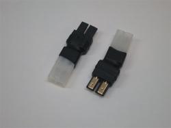 Adapter Traxxas Stecker auf Tamiya Buchse 2Stk.