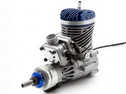 Evolution 10GX2 Benzinmotor 10cc mit Pumpenvergaser