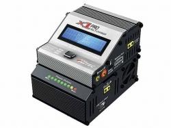 Hitec Combo Ladegerät X1 Pro + ePowerBox 17A