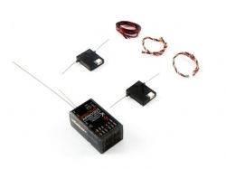 Spektrum AR9030T DSMX 9-Kanal Empfänger mit Telemetrie