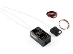 Spektrum AR9320T DSMX 9-Kanal Carbon Fuselage Empfänger mi..