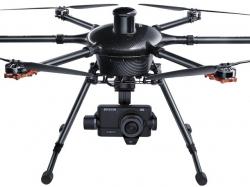 Yuneec Tornado H920 Plus mit CGO4 Kamera, ProAction, 3x Ak..