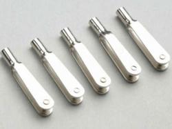 Gabelkopf 2.5mm Metall 5Stk.