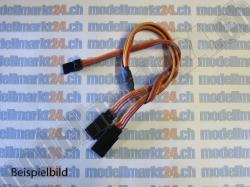 1Stk. Y-Kabel Graupner/JR 15cm gerade