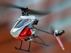 Blade MSR S BNF Fixed-Pitch-Flybarless-Heli mit Safe-Techn..