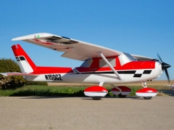 E-flite Carbon-Z Cessna 150 2.1m PNP, Giant-Foamy, RC Mode..
