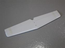 Höhenleitwerk DG600 Weiss von RCRCM