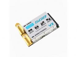 Fatshark 32ch 5.8GHz Diversity FPV-Empfänger RaceBand SMA V2
