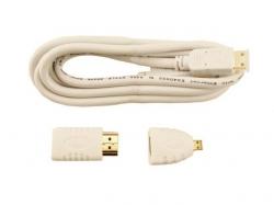 Fatshark HDMI Kabel Mini/Mini mit Adapter