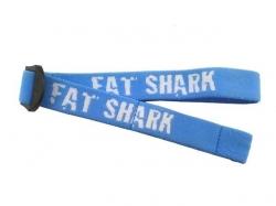 Fatshark Kopfband Blau