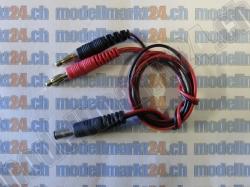 1Stk. Ladekabel DC (2.1) TX