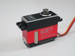 KST MS589 15mm 9.2kg contactless HV digital servo HV micro